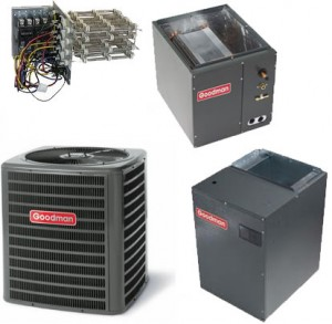 13 Seer R 410a Complete Split Heat Pump Systems Hvac