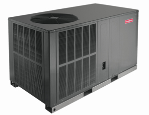 GPH GPC Horizontal Goodman GPH13H 13 SEER 2.5 Ton Packaged Heat Pump
