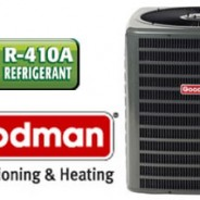 Goodman Dual Stage Heat Pump with MBVC1600AA-1A Specifications