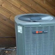 Trane XR13 High Efficiency Heat Pump