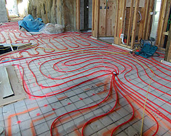 Should I Change The Water In My Radiant Floor Hvac
