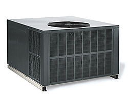goodman packaged heat pump multipositional Goodman GPH1348M 13 SEER 4 Ton Packaged Heat Pump Multiposition