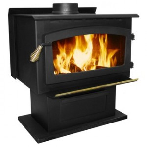 US Stove King 2007 Pedestal Heater1 300x300 2421 Wood Stove